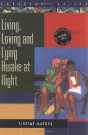 Cover of: Living, loving, and lying awake at night