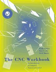 Cover of: The CNC workbook