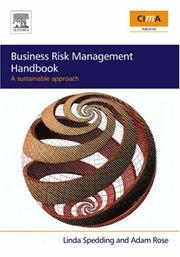 Cover of: Business Risk Management Handbook