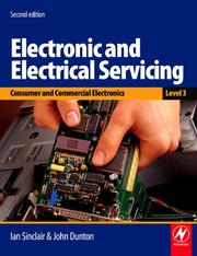 Cover of: Electronic and Electrical Servicing - Level 3, Second Edition