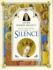 Cover of: Silence (Meditations on)