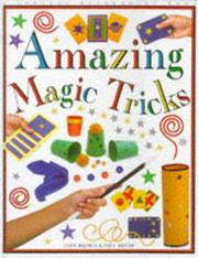 Cover of: The Amazing Book of Magic Tricks