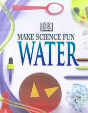 Cover of: Water (Fun with Science)