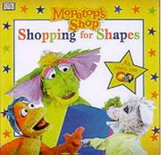 Cover of: Shopping for Shapes (Mopatop's Shop)