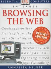 Cover of: Browsing the Web (Essential Computers)
