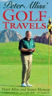 Cover of: Peter Alliss' - A Golfer's Travels