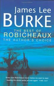 Cover of: The Best of Robicheaux
