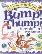 Cover of: Bump! Thump! (At Home with Science)