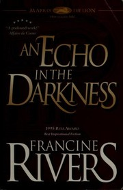 Cover of: An echo in the darkness