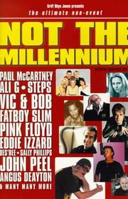 Cover of: Not the Millenium