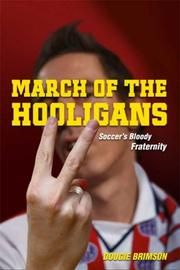 Cover of: March of the Hooligans