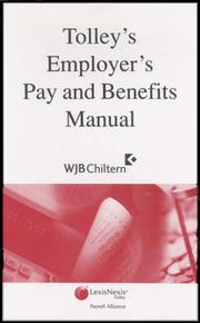 Cover of: Employer's Pay and Benefits Manual