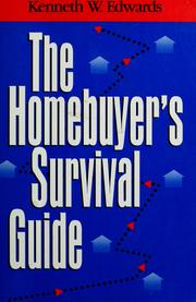 Cover of: The homebuyer's survival guide