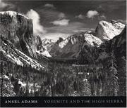Cover of: Yosemite and the High Sierra