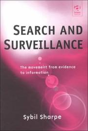 Cover of: Search and Surveillance