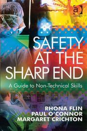 Cover of: Safety at the Sharp End