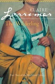 Cover of: The Wilderling (The Rochford Trilogy, Part 2)