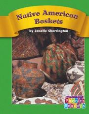 Cover of: Native American Baskets: Set C (Phonic Readers)