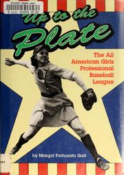 Cover of: Up to the plate