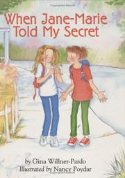 Cover of: When Jane-Marie told my secret