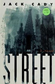 Cover of: Street