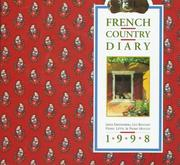 Cover of: French Country Diary 1998