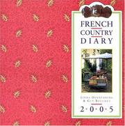 Cover of: French Country Diary 2005 (Desk Diaries)