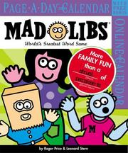 Cover of: Mad Libs Calendar 2006