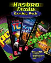 Cover of: Hasbro's Family Gaming Pack