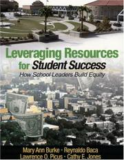Cover of: Leveraging Resources for Student Success