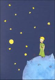 Cover of: Little Prince Large Address Book