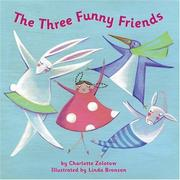 Cover of: The three funny friends