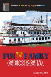 Cover of: Fun with the Family Georgia, 5th (Fun with the Family Series)