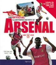Cover of: The Official Illustrated History of Arsenal 1886-2000