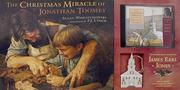 Cover of: The Christmas Miracle of Jonathan Toomey (with Audio CD and Ornament)