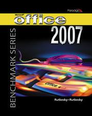Cover of: Microsoft Office 2007 Windows XP edition