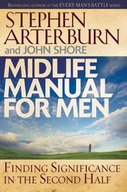 Cover of: Midlife manual for men