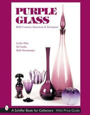 Cover of: Purple Glass