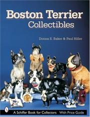 Cover of: Boston Terrier Collectibles (Schiffer Book for Collectors)