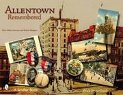Cover of: Allentown Remembered