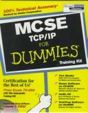 Cover of: MCSE TCP/IP for Dummies Training Kit