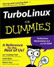 Cover of: TurboLinux for Dummies (With CD-ROM)