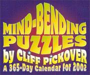 Cover of: Mind-Bending Puzzles 2002 Calendar
