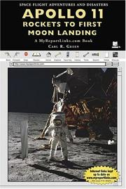Cover of: Apollo 11 Rockets to First Moon Landing