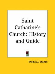 Cover of: Saint Catharine's Church: History and Guide
