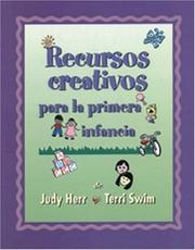 Cover of: Recursos creativos para la primera infancia (Spanish Version Creative Resources for Infants and Toddlers)
