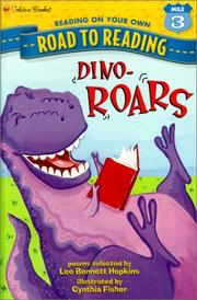 Cover of: Dino-ROARS (Road to Reading Mile 3 (Reading on Your Own)