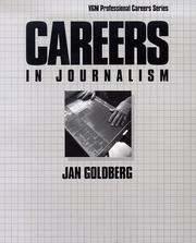 Cover of: Careers in journalism