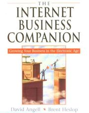Cover of: The Internet business companion