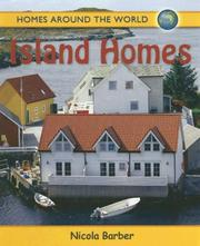 Cover of: Island Homes (Homes Around the World)